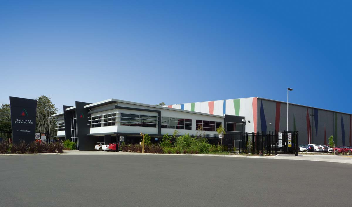 Wetherill Park Warehouse and Office